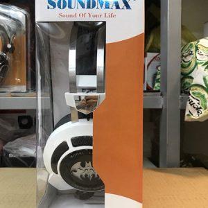 Headphone Soundmax AH323 game đèn led, micro, rung TN01
