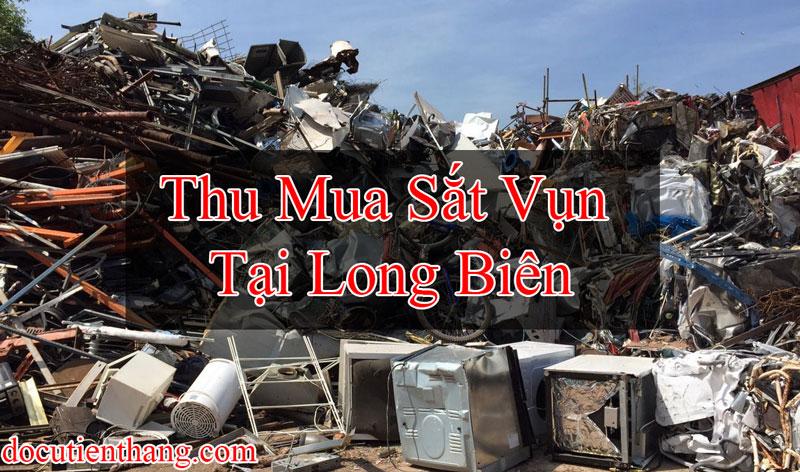 Thu Mua Sắt Vụn Tại Long Biên